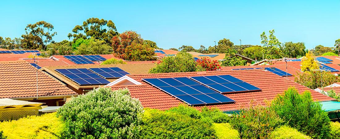 panel solar fotovoltaico domestico