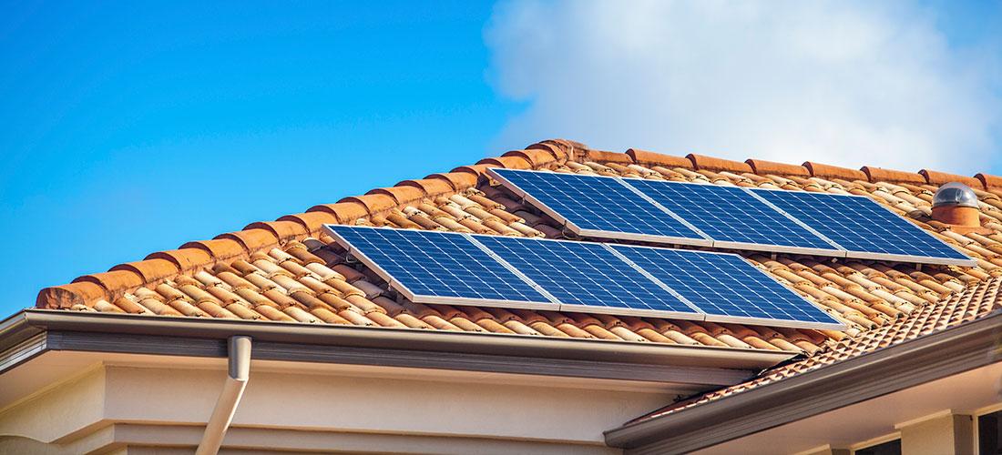 paneles solares fotovoltaicos hogar